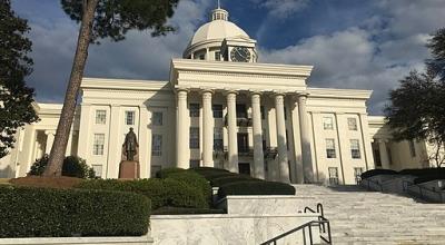 Image of the Alabama statehouse